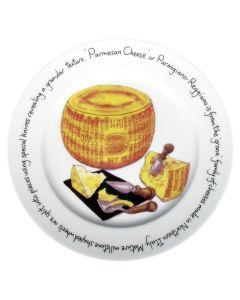 Parmesan Cheese Plate by Richard Bramble