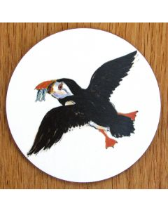 Puffin Flying Coaster by Richard Bramble
