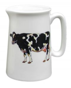 Richard Bramble ½ Pint Holstein-Friesian Cow Jug