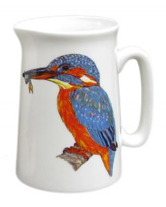 Richard Bramble ½ Pint Kingfisher Jug