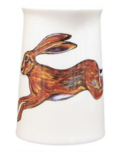 ½ Pint Hare Jug by Richard Bramble