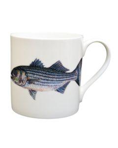 Richard Bramble Striped Bass Mug (large size)