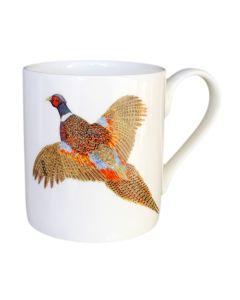 Richard Bramble Pheasant Mug (medium size)