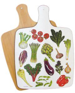 Vegetable Melamine Board