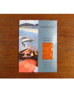Peat Smoked Salmon Slices 250g Pack