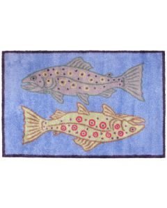 Turtle Mat - Gamefish Design Large