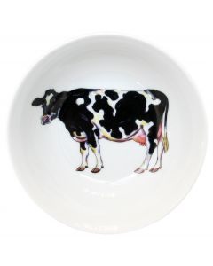 Richard Bramble Holstein-Friesian Cow 13cm Bowl