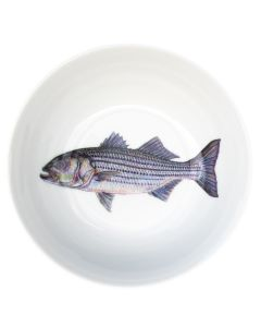 Richard Bramble Striped Bass 13cm Bowl