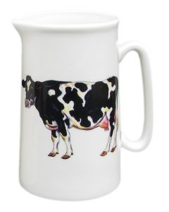 Richard Bramble Holstein-Friesian Cow 1 Pint Jug