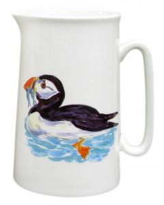 Richard Bramble Puffin 1 Pint Jug