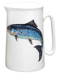 Richard Bramble Salmon 1 Pint Jug
