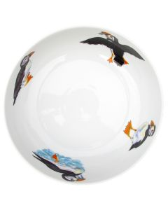 Richard Bramble Puffins 24cm Bowl