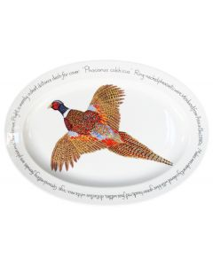 39cm Oval Ring-necked Pheasant