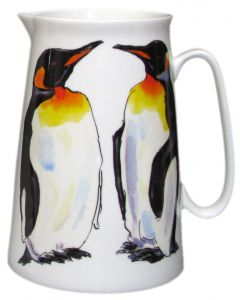 King Penguin 3 Pint Jug by Richard Bramble