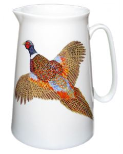 Richard Bramble Ring-necked Pheasant 3 Pint Jug