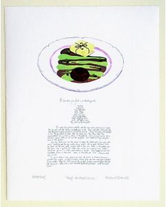 Pistachio Parfait Recipe Chef Michael Caines Print
