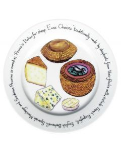 Ewes Cheese Plate by Richard Bramble