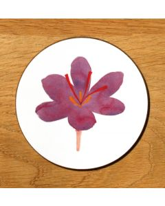 Richard Bramble Saffron Coaster