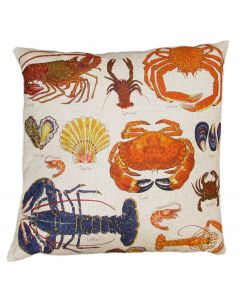 .Richard Bramble Shellfish Cushion limited edition