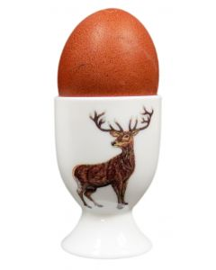 Richard Bramble Stag standing Egg Cup