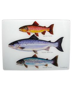 Richard Bramble Salmon, Brown Trout & Sea Trout Heatstand & Surface Protector