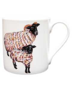 Blackface Sheep Mug