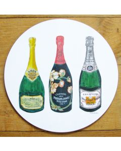 Richard Bramble Champagnes 2 Tablemat