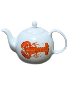 Richard Bramble Red Lobster Teapot limited edition